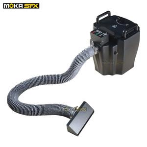 España Ningún impuesto 3500W Máquina de hielo seco Efecto Efecto Etapa Máquina de humo de baja mentira Máquina de niebla para Fiesta de evento de boda
