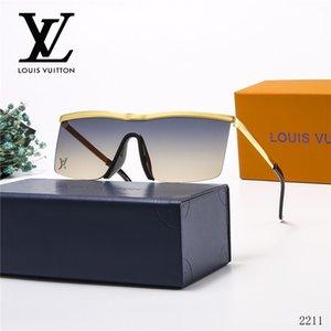 Hommes de Louis Vuitton polarisants Lunettes de soleil Mode Femmes Lunettes de soleil Eyeware Des lunettes de soleil Protection UV conduite Objectifs