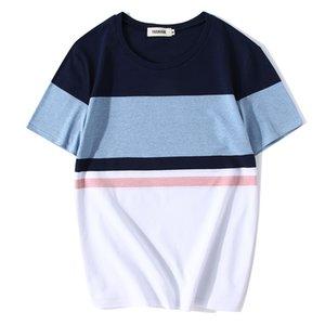 TFETTERS Yeni Moda Erkekler T-shirt Rahat Kısa Kollu O-Boyun T-shirt Erkekler Yaz 2019 Sıcak Satış Sıkıştırma Homme Homme