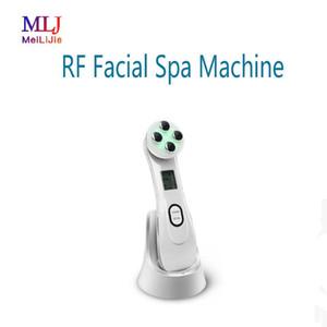 2019 hot sell profissão Radio Frequency RF Spa Facial máquina com luz LED para casa e salão de beleza
