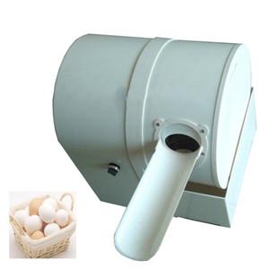 aço inoxidável máquina de escova de lavagem de ovos / limpeza ovos de pato sujas máquina / lavador de ovos de aves e mais limpo