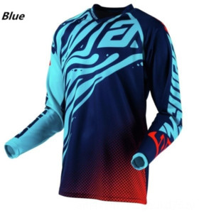 Special mountain bike speed down riding suit motorcycle bicycle bicycle racing top motorcycle cross-country racing long sleeve T