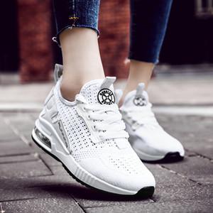 Été New Sneakers Hommes Chaussures de course respirant Chaussures de sport extérieur Sport Hommes adultes Formateurs à lacets Chaussures de sport