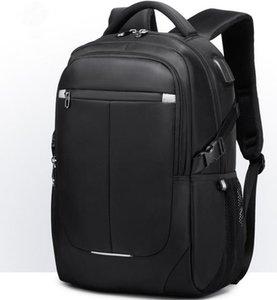 Negócios Backpack carregamento USB Anti-Roubo de 15,6 polegadas Laptop grande capacidade Boy meninas da escola Bolsas Masculino viagem Bagpack