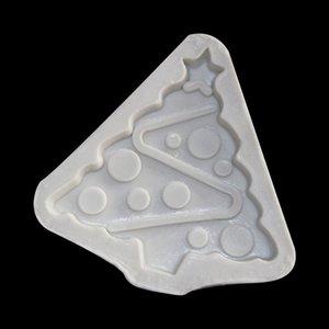 입체 크리스마스 트리 금형 DIY의 검색 슈가 케이크 초콜릿 장식 모델 베이킹 도구 빙 게모