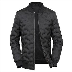 2019 thin down jacket men plus fat increase men's winter coat extra large size fat guy men's down jacket