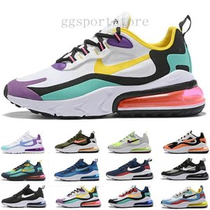 270 OG Cushion and Damping Rubber Casual Shoes Light Weight 27C V2 Mesh Breathable Damping Athletic Sports Sneakers Shoes 36-45