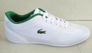 Moda masculina de calidad superior nuevos zapatos planos moda zapatillas smith zapatos casuales de cuero deporte clásico