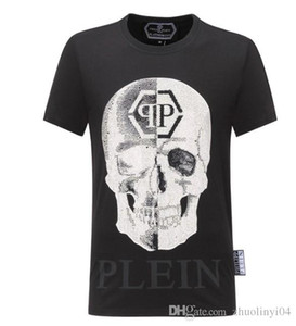 Spring 2019 round neck T-shirt, pure cotton high quality T-shirt, high grade printed round neck T-shirt.-L6