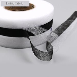 70 metri accessori fai-da-te tessuto patchwork fodera in tessuto larghezza 1 cm / 1,5 cm Double face adesivo tessuto abbigliamento biadesivo