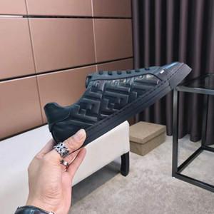 Marca genuína couro Concise Homens de Negócios Sapatos rendas respirável acima da mola partido casamento formal Shoes básico para homens sizc 38-44 HT8
