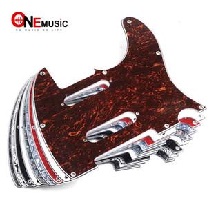9 ألوان 3ply Aged Pearloid Pickguard For Tele Style Guitar Pickguard High Quality Guitar Superies Promotion Parts