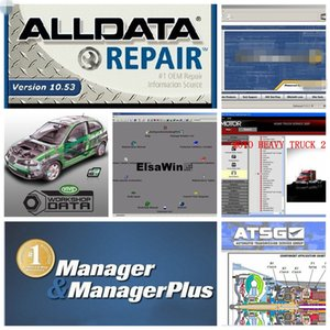 logiciel de réparation automatique alldata v10.53 toutes les données avec le logiciel mitchll réparation automobile ATS G Data 50 LOGICIEL in1TB HDD USB 3.0 plus rapide