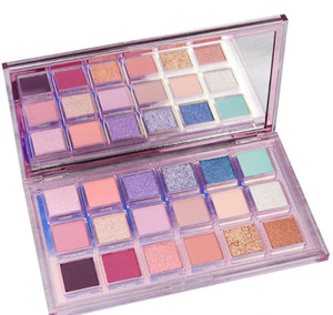 New Eye maquillage Mercury Retrograde 18 couleurs ombre or rose fard à paupières de beauté Make Up Nude Shimmer Ombres Matte