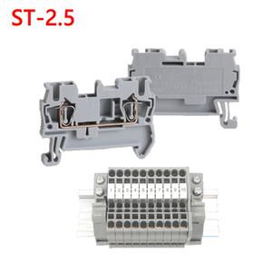 Kit di morsetti per morsetti a molla con gabbia DIN ST-2.5 Set 31A 800V