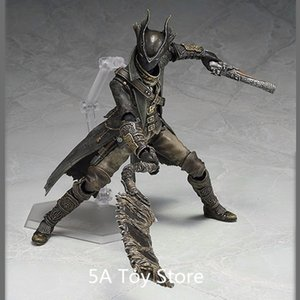 Ps4 Bloodborne Giochi Hunter Figma 367 Pvc Action Figure Model Collection Toy Doll Regali 15cm C19041501