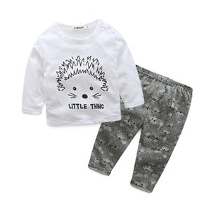 Baby Clothes Set Girl Outfit Spring Boy Fall Infant Clothing Suit Infantil Menino Conjunto One Year Birthday Little Girls Items