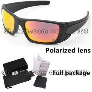 2019 Marca Designer Óculos De Sol Para Os Homens CELULA DE COMBUSTÍVEL 9096 Óculos De Sol Polarizados Moda Esportes Surf Não-Deslizamento dos homens Óculos De Sol Com Caixa E Caixa