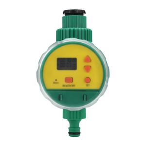 Bahçe Tesisi Otomatik Sulama Timer Otomatik Akıllı Elektronik LCD Garden Dijital Su Sulama Timer Sistemi