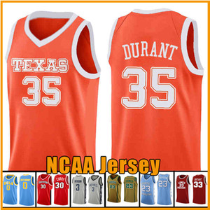 35 Culver Jarrett Durant Texas Tech Red Raider NCAA Colleveje Basquete Jersey Embroidery Logos 23 2 Leonard 3 Wade 11 Irving 30 Curry
