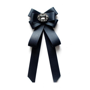 Moda uomo donna papillon per la festa del legame dell'istituto universitario di usura del collo Farfalla Classic bowtie regolabile accessori camicia collo