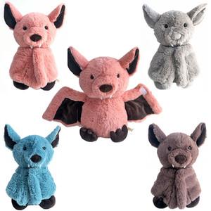 2019 Творческий мультфильм Bat 23см Плюшевые игрушки Dark Elf Cute Bat Пледики Личность сна Повествование Плюшевые игрушки подарок для детей