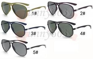 promotion de ventes hommes de plage de marque à l'extérieur Sport en Lunettes de soleil plage de Black Frame Sunglasse 5colors A Livraison gratuite