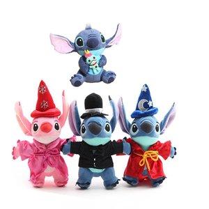 아이들 장난감은 아기 휴일 장난감 선물 25cm에 대한 플러시 장난감 스티치 인형