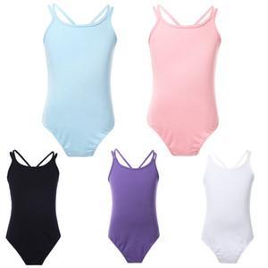 Ballet Leotards Cotton Ballet Dress Camisole Girls Dance Dancewear Gymnastics Leotard Strap Leotard Dress Girl Stage Wear