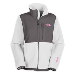 Fashion-Nuovo Autunno Inverno Womens Fleece Giacche Cappotti marca di alta qualità antivento Warm Soft Shell Sportswear Donna Uomo Bambini Nord Cappotti