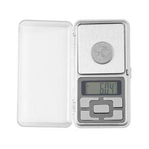 200gx0.01g Mini Échelle numérique 0.01G LCD portable Bijoux électroniques Écailles de pondération Poids Poids Diamond Pocket Pocket Balances