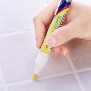 Tile não tóxicos com Grout-Aide telha cerâmica Pen Repair Nib marcador reversível Igjbh
