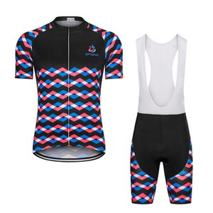 2020 Pro Team Cycling Set Bike Jersey Sets Cycling Suit Bicycle Clothing Maillot Ropa Ciclismo Mtb Spodenki Rowerowe Sportswear