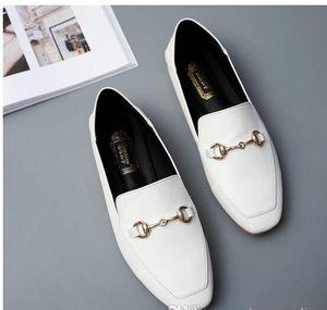Women's shoes Genuine Leather Women Shoes Flats Colors Loafers Slip On Women's Flat Shoe