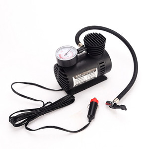 CAR Electric 12V Emergency Car Tire Pump Professional Inflatable Pump