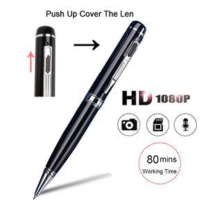 1080P HD Pen Enregistreur vocal numérique professionnel Photos Vidéo Caméra d'enregistrement Mini DVR DV Portable Pen main