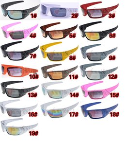 ÉTÉ nouveau style wommen bicyclette en verre conduite lunettes de soleil sports lunettes hommes lunettes vélo en plein air lunettes de soleil 19 couleurs livraison gratuite