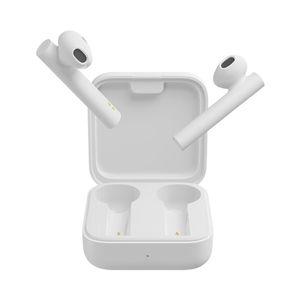 Xiaomiyoupin Air 2 Airdots Pro 2 Mi Wahre drahtloser Kopfhörer TWS Kopfhörer annullieren Lärm LHDC Tap Control-Dual-MIC
