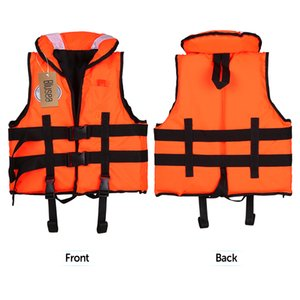 Outdoor Sport Children Life Jacket Vest Fishing Swimming Life Jacket Safety Waistcoat Survival Safety Jacket Capacity for Kids