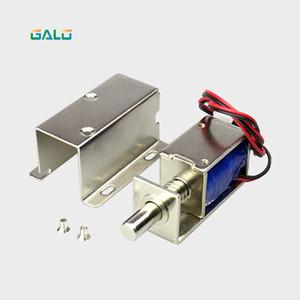 Verrouillage électrique à petit boulon électrique électrique électromagnétique 12V ou 24V