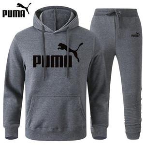 V6Puma LuxuxmarkenuhrkastenDesigneranzug für Männer Luxus Sweat Anzüge Herbst Markemens Jogger Anzüge Jacke + Pants Sets Sport