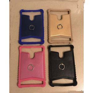 Custodia rigida in silicone colorato ultra sottile per TPU Custodia rigida universale per tablet IRbis TX52 3G iRu Pad