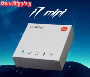 미니 I7 무료 배송 i7s i9s I12를 들어 박스 충전과 무선 블루투스 이어폰 이어 버드 블루투스 5.0 헤드셋을 i7s
