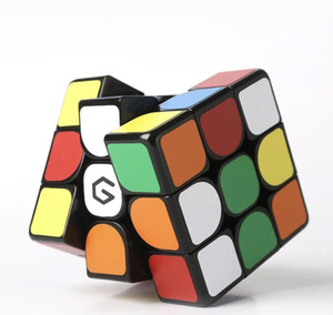 Оригинальный Xiaomi Youpin Giiker M3 Magnetic Cube 3x3x3 Vivid Color Square Magic Cube Puzzle Наука Образование Работа с Giiker App 3011427