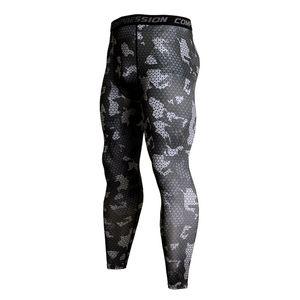 ضغط السراويل الجري الجوارب الرجال التدريب اللياقة البدنية طماق الرياضة رياضة الركض السراويل الذكور الرياضية القيعان اليوغا كروسفيت