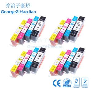 4 setleri 655XL Uyumlu 655 Mürekkep Kartuşu Değiştirme deskjet için HP 655 HP655 3525 5525 685 670 655xl 4615 4625 YAZICI