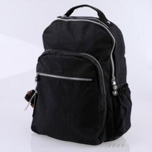 yaygın kullanımı Paketi KP2064-3 içinde su geçirmez Naylon maymun yıldızı BASKILI Çok renkli cep sırt çantası İl Paketi fermuar Erkekler bayan Ultra Hafif şerit