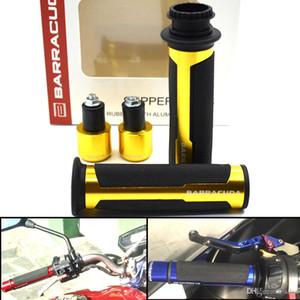 For 7 8 '' handlebar motorcycle bar Caps   CNC Universal Handlebar Grip 22mm for YAMAHA YZFR1 YZFR6 YZF R1 R6 street bike