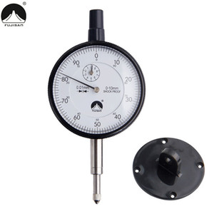 Shock-proof dial indicator mechanical indicator strap ear 0-10mm 0.01mm small school watch set