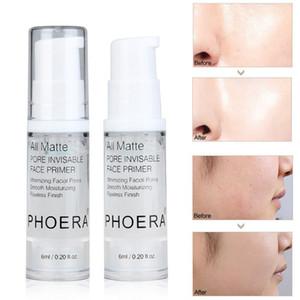 Make Up Transparent Cream Pore Perfect Primer Oil Control 6ML Lasting Moisturizing Makeup Milk Primer Milk Makeup